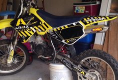 2006 dirt bike Rm 85 bored out to 105. Has new jets in Warner Robins, Georgia