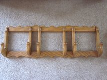 Oak Wood 3 Plate Holder in Elgin, Illinois