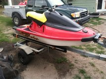 Yamaha wave blaster jet ski 700 runs great in Goldsboro, North Carolina
