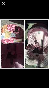 Itzy Ritzy infant carrier cover in Naperville, Illinois