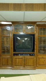 3 pc entertainment center Gorgeous! w/tv in Sandwich, Illinois