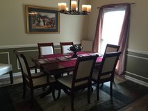 Solid Wood Dining Room Suite in Montgomery, Alabama