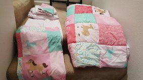Target Circo Pony Full size bed set in Fort Lewis, Washington