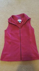 Columbia Fleece Vest womens Sz Medium in Fort Lewis, Washington