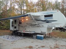 Coachman Chaparral 5th Wheel Camper in Perry, Georgia