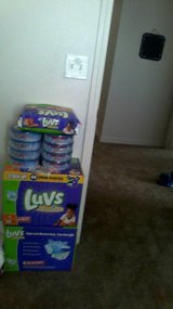 size 3 diapers in Nellis AFB, Nevada