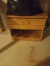 Night stand in Plainfield, Illinois