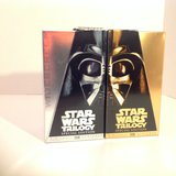 Star Wars box set VHS in Lockport, Illinois