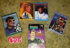 1992 Personality and Sports Superstar comics in Macon, Georgia
