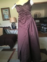 Satin brown formal in Lawton, Oklahoma