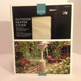Outdoor heater cover (new in box) in Naperville, Illinois
