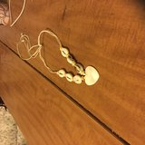 Hand made sea shell pendant necklace in Batavia, Illinois