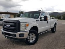 2011 Ford F-250 4x4 with 6.2 liter V8 1 owner in Alamogordo, New Mexico