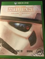 Xbox One Battlefront Deluxe Edition in Vacaville, California
