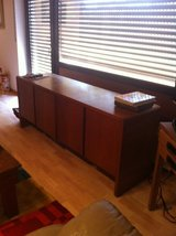Huge Entertainment Cabinet/Storage-STILL AVAIL in Ramstein, Germany