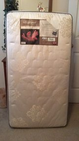 Crib/Toddler Mattress in Columbia, South Carolina