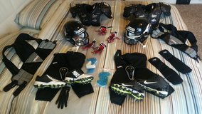 """Like NEW """"SCHUTT"""" 2 sets of full football gear 1 season used ONLY!!! in Colorado Springs, Colorado"""