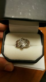 White gold with Diamonds ring in Lake Elsinore, California