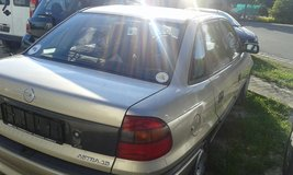 AUTOMATIC opel, with new inspection in Grafenwoehr, GE
