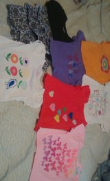 4-5T girls shirts in Conroe, Texas