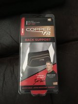 Copper fit back support in Joliet, Illinois