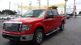 2012 FORD F150 XLT 2WD SHORT BED in Lackland AFB, Texas