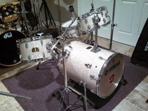 Yamaha Gigmaker 4 Piece Drum Set in Fort Campbell, Kentucky
