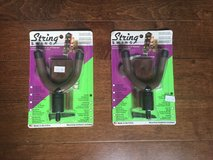 String Swing Wall Guitar Holders (Set of 2) in Bartlett, Illinois