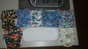 Baby cloth diapers in Watertown, New York