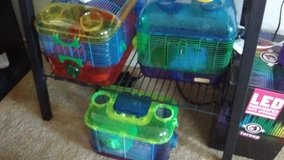Gerbil hamster cages in Lawton, Oklahoma