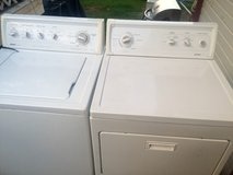 Kenmore washer and dryer in Fort Campbell, Kentucky
