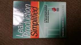 Lean Production Simplified (textbook) in Houston, Texas