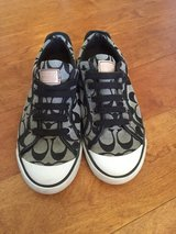 Authentic Coach sneakers in Vacaville, California
