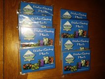 Water Saving plants cards 8 packets in Travis AFB, California
