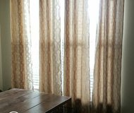 Curtains - 90 inches long in Fort Benning, Georgia