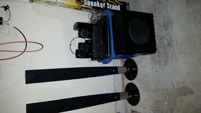 LG Home theater system in Lackland AFB, Texas