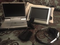Set of 2 DVD players for car in Clarksville, Tennessee