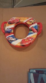 CARS POTTY SEAT in Clarksville, Tennessee