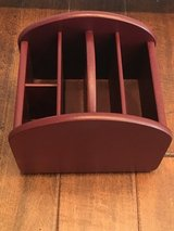 Tv Remote Caddy in Cherry Wood in Clarksville, Tennessee