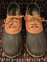 Men's Rubber Shoes L L Bean in Clarksville, Tennessee