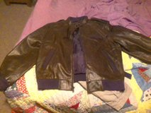 Leather coat in Clarksville, Tennessee