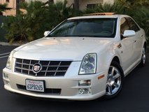 2008 CADILLAC STS LOADED in Fort Irwin, California