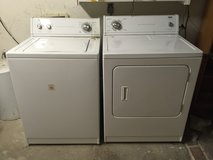 Inglis by Whirlpool washer and dryer set in El Paso, Texas