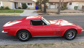 1970 Corvette Stingray 16204 of 17316 in Camp Pendleton, California