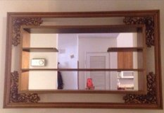 mirror with shelves in Lake Elsinore, California