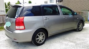 2007. Toyota Wish. 7 seater. New JCI included in Okinawa, Japan