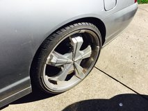 22 inch low profile rims in Fort Campbell, Kentucky