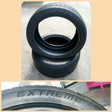 Two 245/40/zr18 tires in Fort Campbell, Kentucky