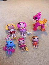 Lalaloopsy Dolls Lot in Fort Rucker, Alabama