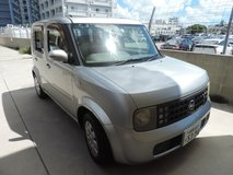 2003 Nissan Cube in Okinawa, Japan